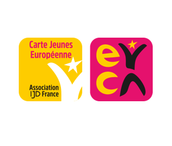 Voyage scolaire Les MIJE partenaires de la Carte Jeunes Européenne